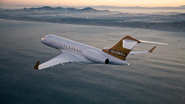 Bombardier-Global