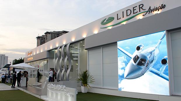 Durante a Labace 2016, empresa fechou duas cotas do Líder Share, programa inteligente de compartilhamento de aeronaves