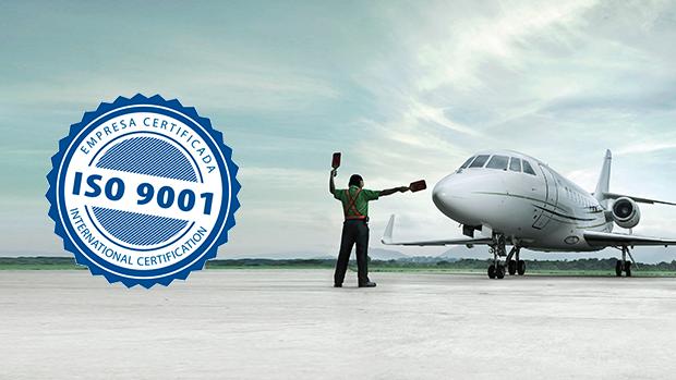 Líder conquista recertificação ISO 9001