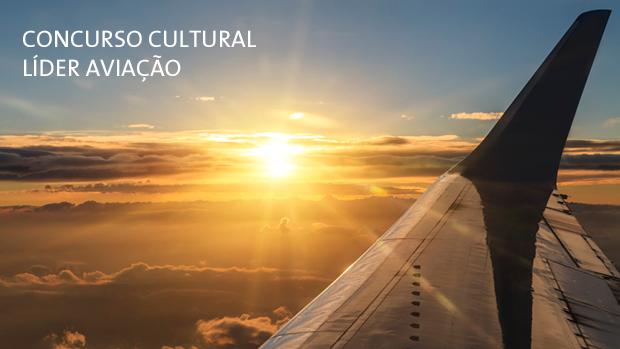 Concurso Cultural Líder Aviação no Instagram #3 - Acima das nuvens