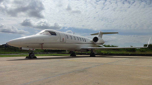 Jato Learjet 40XR