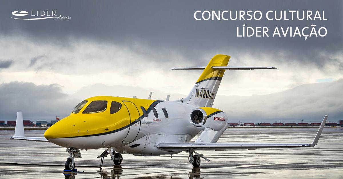 Concurso HondaJet no Brasil