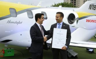 HondaJet-certificado-no-Brasil