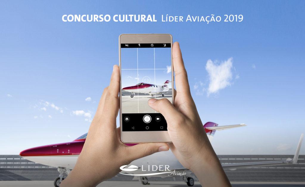 Concurso Cultural Líder Aviação 2019